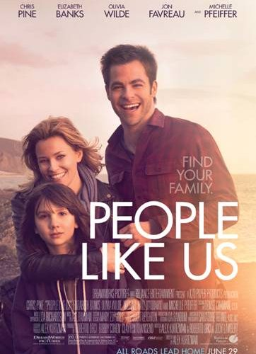 "People Like Us Movie – Film Clip ""Family Outing"""