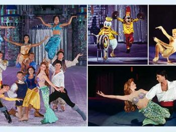 Disney on Ice in Salt Lake City on November 14-18, 2012