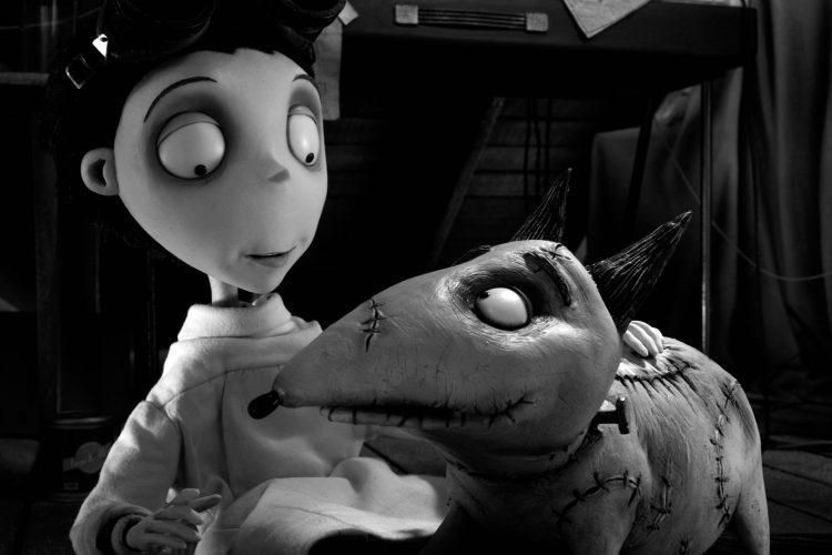 Disney FRANKENWEENIE Movie Review
