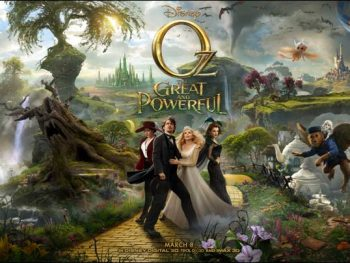 trailer for oz the great and powerful