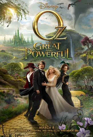 """Oz The Great and Powerful – """"Travel by Bubble"""" Preview"""