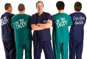 GIVEAWAY: Daddy Scrubs (ends 3/23)