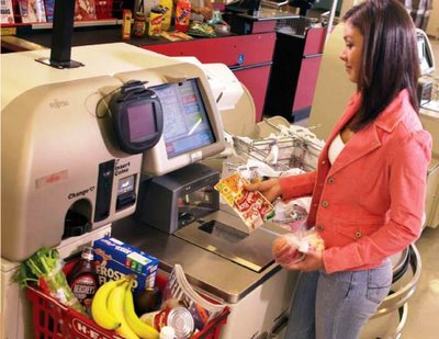 Extreme Couponing Tip: Using Self Checkout when using coupons