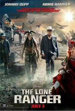 "Behind-the-Scenes The Lone Ranger Video ""Spirit Platform"""