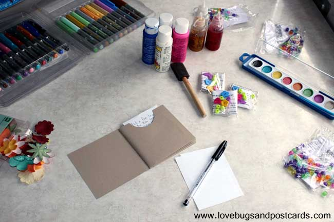 5 Summer Crafts for Kids (activities and crafts for kids while you are camping)