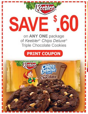 HOT Keebler Coupon = Cheap Cookies at Smiths and Kroger!