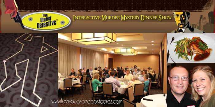 The Dinner Detective – An interactive murder mystery dinner experience