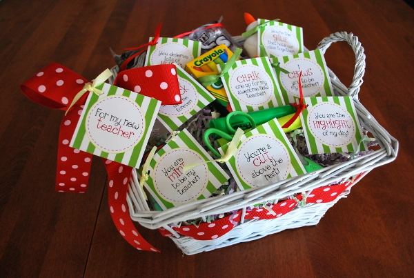 Creative Teacher Appreciation Gifts great For Back To School Lovebugs And Postcards