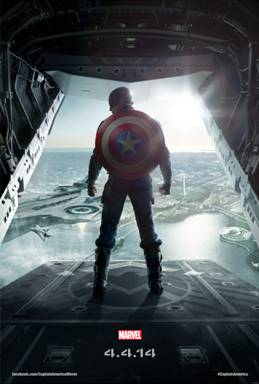 New CAPTAIN AMERICA: THE WINTER SOLDIER Trailer