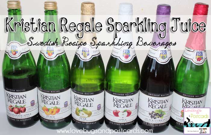 Kristian Regale Sparkling Beverages Review