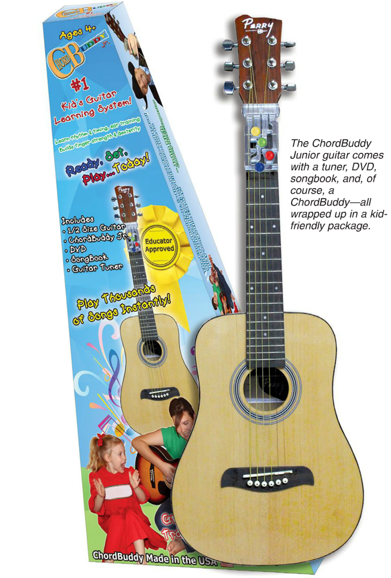 Chordbuddy jr kids guitar review lovebugs and postcards hexwebz Image collections