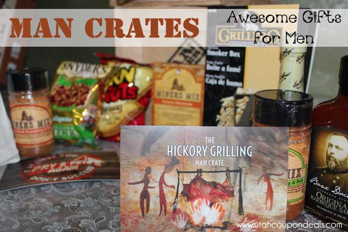 Man Crates Review – The search is over, Man Crates are the perfect gifts for Guys!