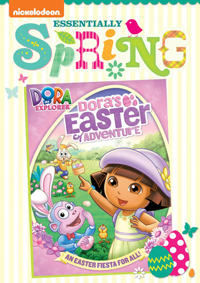 Dora the Explorer - Essentially Spring - Easter DVD