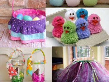 15 {Creative} Easter Basket Ideas for Kids