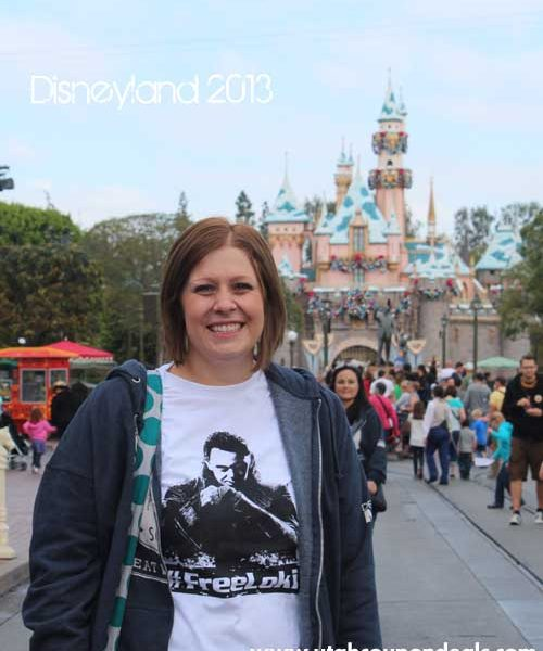 Planning a vacation to Disneyland