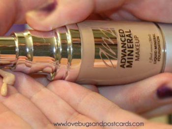Advanved Mineral Makeup - Liquid Foundation Review