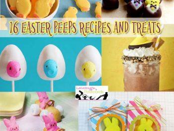 16 Easter Peeps Recipes and Treats