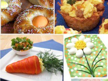 Egg Recipes for Easter {uses for leftover Easter eggs}