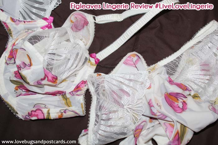 Figleaves Lingerie is comfortable and quality #LiveLoveLingerie