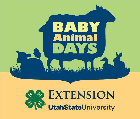Baby Animal Days in Kaysville, UT on May 9-10, 2014