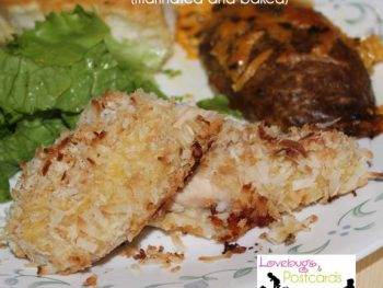 Coconut Crusted Chicken Recipe