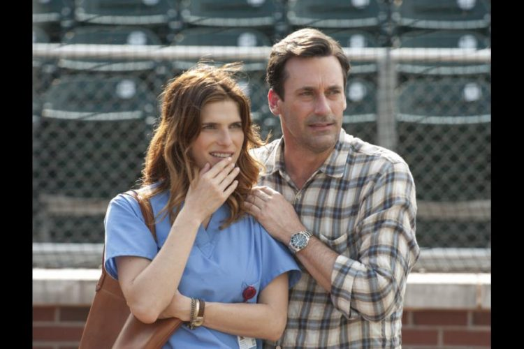 Disney's Million Dollar Arm Review + my Interview with Lake Bell