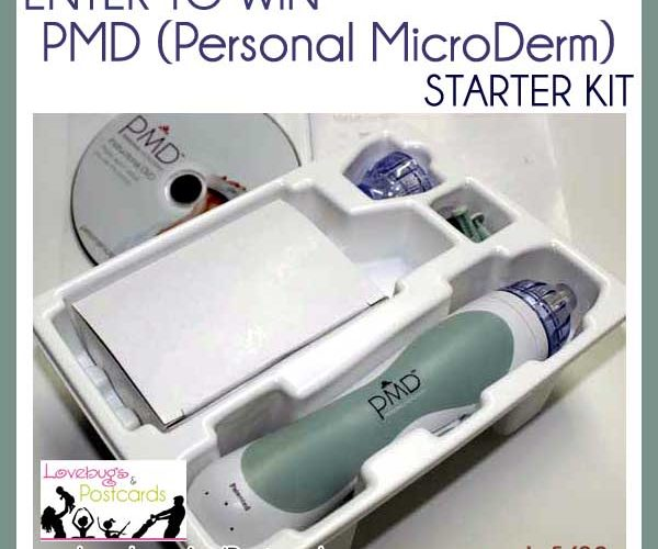 GIVEAWAY: Enter to win a PMD (Personal MicroDerm) (ends 5/29)