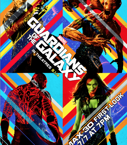 Get a sneak peak at Marvel's GUARDIANS OF THE GALAXY! #GuardiansOfTheGalaxy