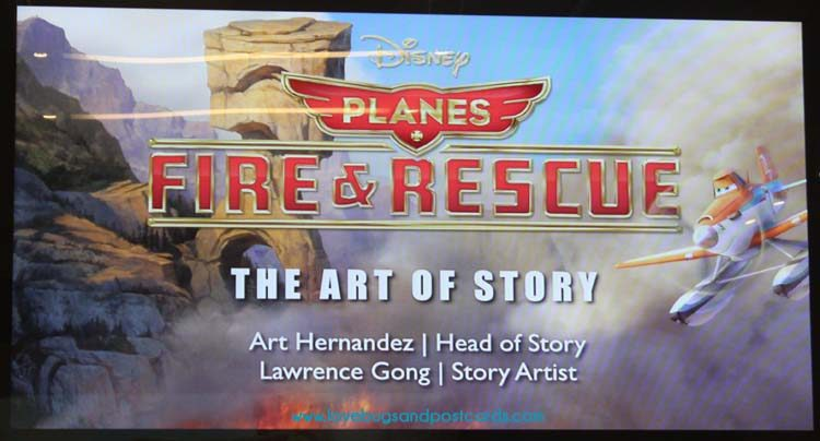 Planes: Fire and Rescue - The Art of Story {and learning to draw dipper} #FireAndRescueEvent