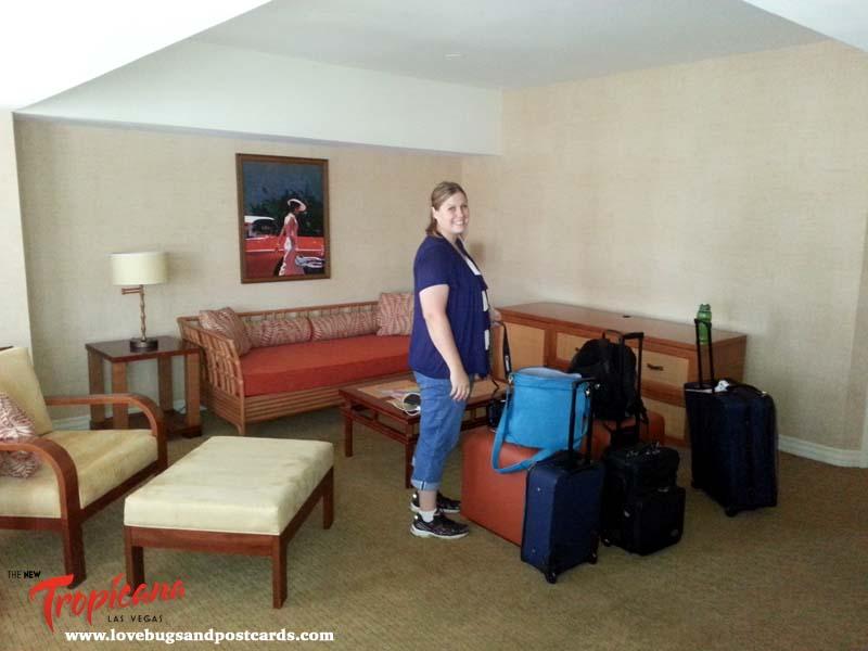 Tropicana Las Vegas - Paradise Suite