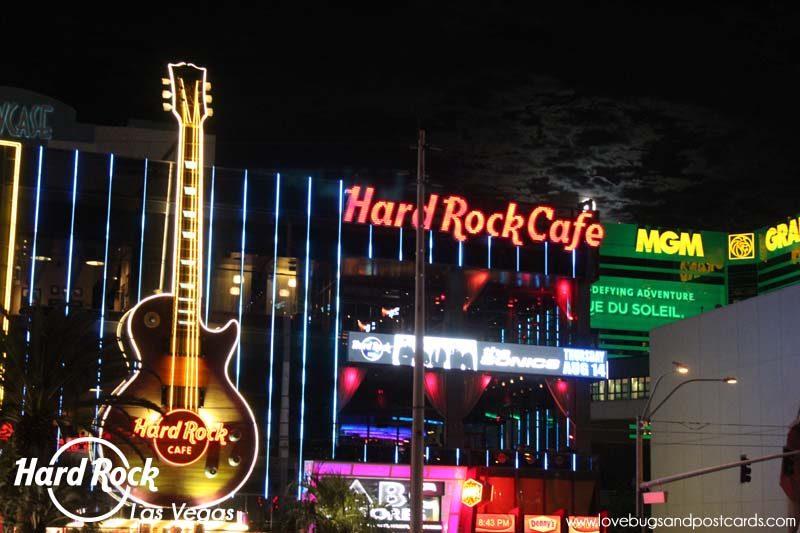 Hard Rock Cafe Las Vegas Review