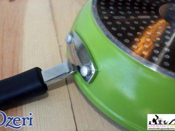 """Ozari Green Earth Frying Pan - Textured Ceramic 8"""" Review"""
