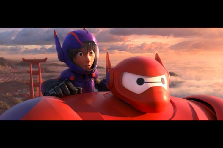 NEW Disney's BIG HERO 6 Trailer and Photos! #BigHero6 #MeetBaymax