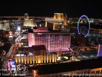 Eiffel Tower Las Vegas Review
