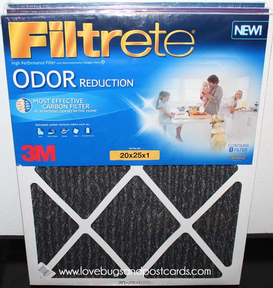 Odor Reduction MPR 1200