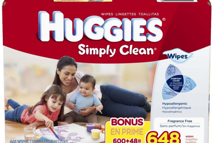 Huggies Wipes Coupon + Amazon Deal!