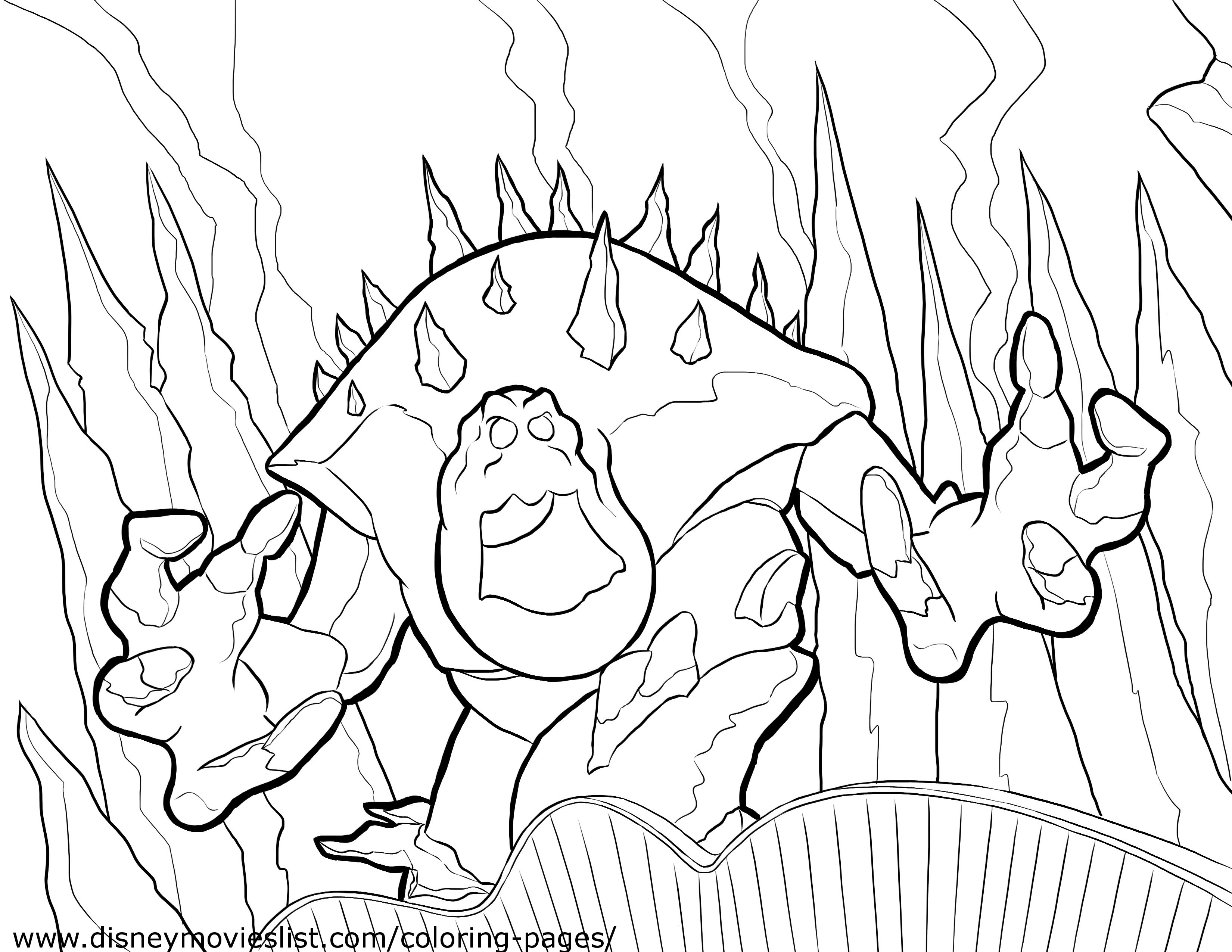 FROZEN Marshmallow Coloring Page - Lovebugs and Postcards