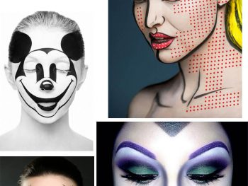21 Creepy and Cool Halloween Face Painting Ideas