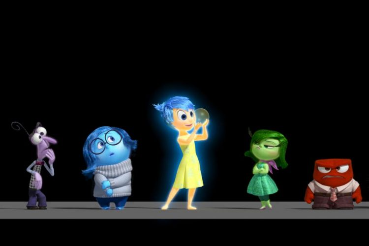Disney•Pixar's Inside Out Trailer #InsideOut