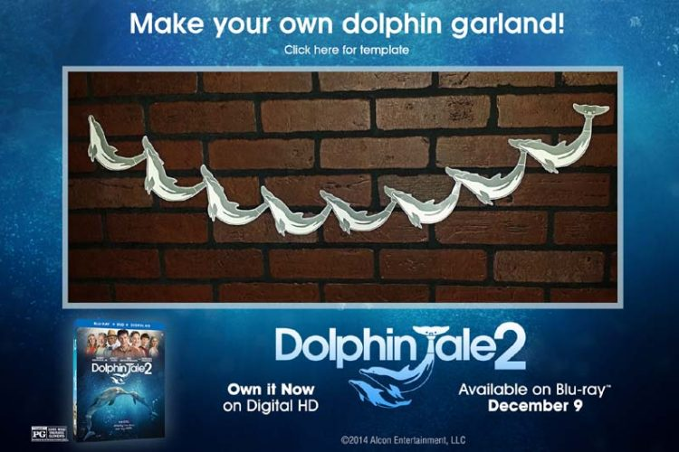 Dolphin Tale 2 is making a splash #DolphinTale2