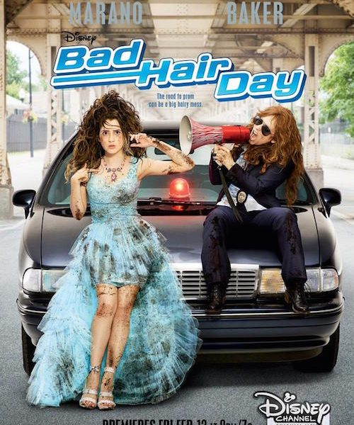 Disney's Bad Hair Day Movie