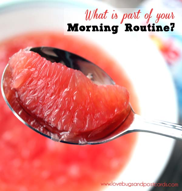 Good Morning Love Bug : Be more productive with a good morning routine lovebugs