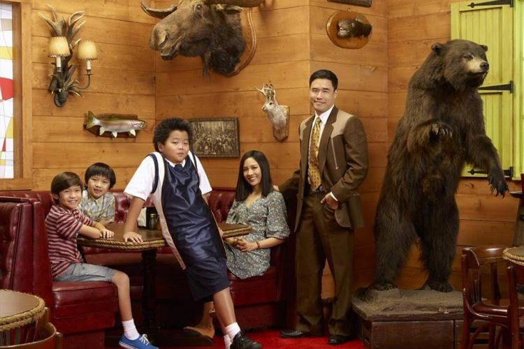 Exclusive Interview with Fresh Off the Boat's Nahnatchka Khan, Forrest Wheeler, Ian Chen, &  Kourtney Kang