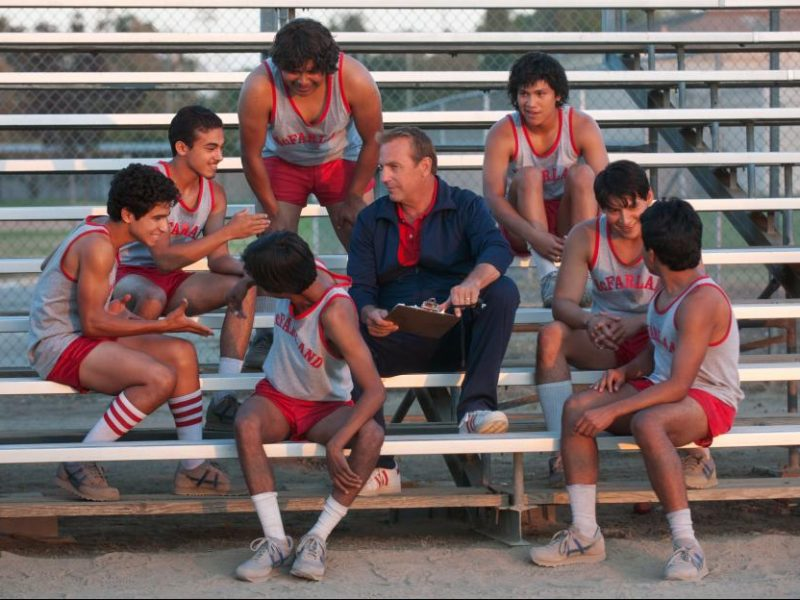 McFarland, USA Boys and Coach White