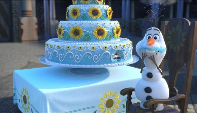 Frozen Fever {Will open before Cinderella} in Theaters 3/13/15