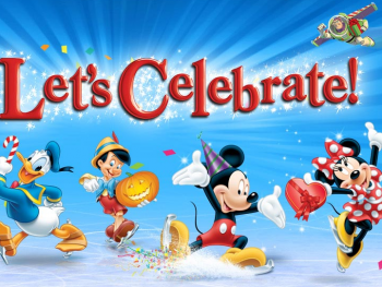 Lets Celebrate Disney On Ice