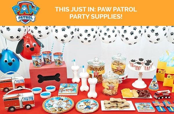 Paw Patrol Birthday Party Patrol Marshall amp Chase
