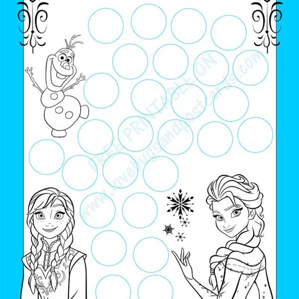 photograph about Free Printable Potty Training Chart identified as FROZEN Potty Chart Free of charge Printable + Potty Working out Pointers