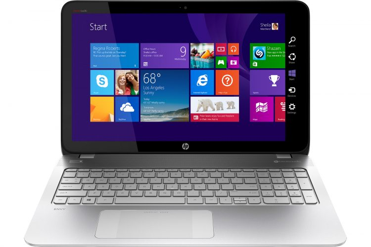 HP Envy Touchsmart Laptop at @BestBuy #AMDFX