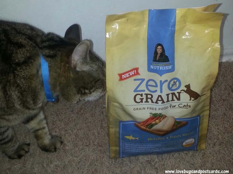 Rachael Ray Nutrish Zero Grain pet food
